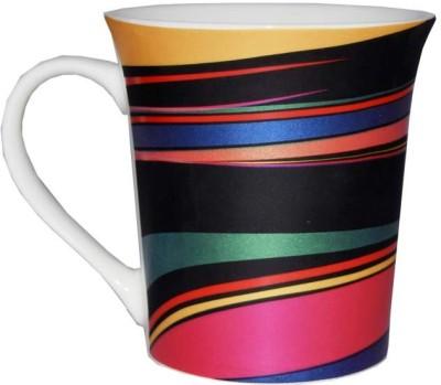SNYTER Florocent Magic II Ceramic Mug