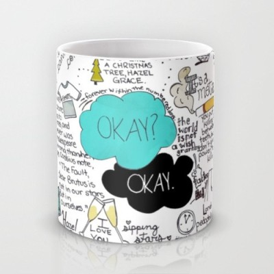 Astrode The Fault In Our Stars 4 Ceramic Mug