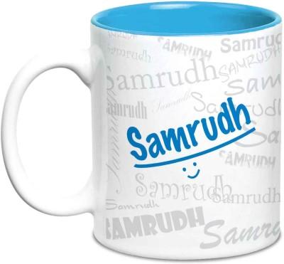 Hot Muggs Me Graffiti - Samrudh Ceramic Mug