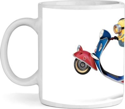 BSEnterprise Friends Rides Ceramic Mug