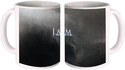 Shopkeeda I Am Ceramic Mug