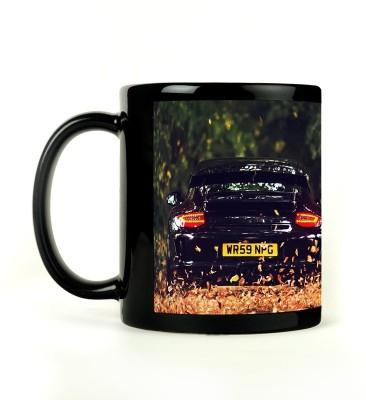 Shoprock Porsche 911 Ceramic Mug