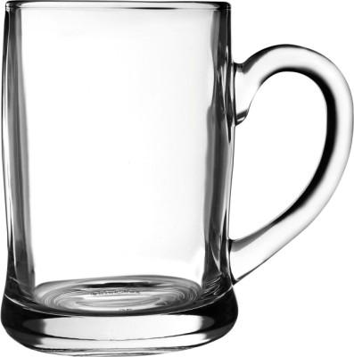 Borosil Uno  Set Of 2 Glass Mug