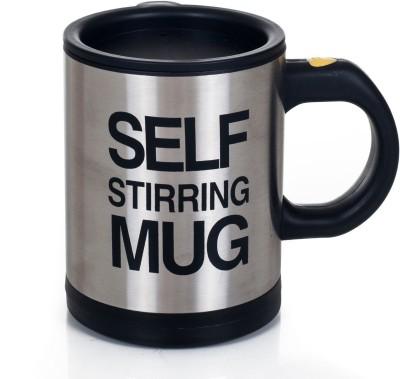 Goodbuy Self Stirring  Stainless Steel Mug