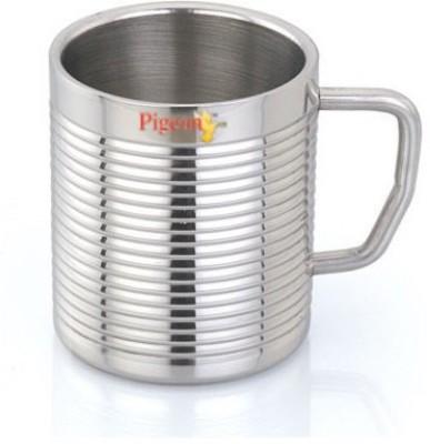 Pigeon Ring Coffee  Stainless Steel Mug