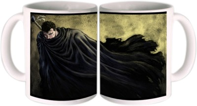 Shopkeeda Berserk Anime Ceramic Mug