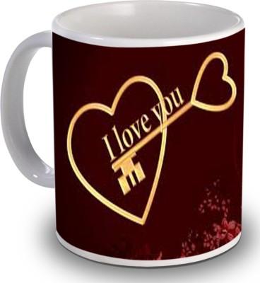 PSK I Love You H168 Ceramic Mug