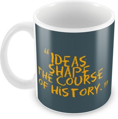 AKUP Ideas-Shape-The-Course Ceramic Mug