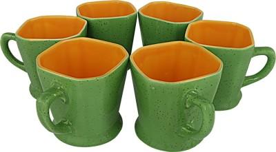 Tejvij And Sons Regular Tea Cups05 Ceramic Mug
