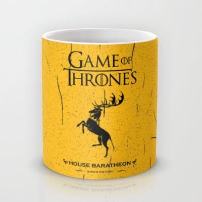 Astrode Game Of Thrones House Baratheon 06 Ceramic Mug