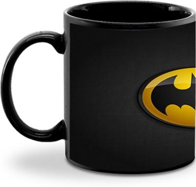 Aurra Batman logo 1 Ceramic Mug