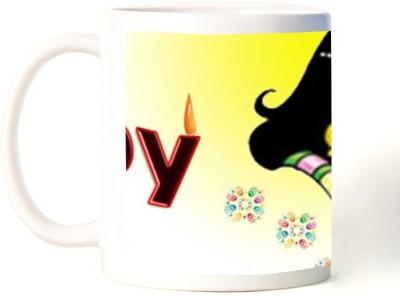 RM-WM-Holi-245 Holi  Ceramic Mug