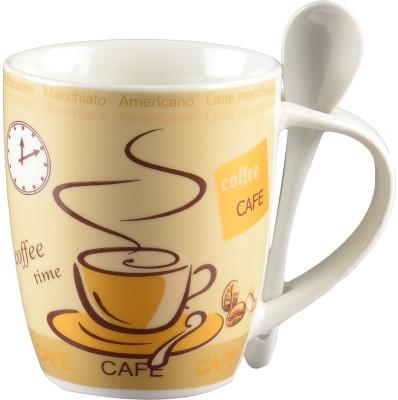 DHARMARAJ LINKS AA Porcelain Mug