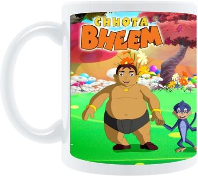 AB Posters Chhota Bheem Ceramic Mug