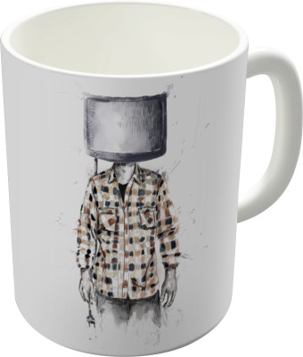 Dreambolic Unplugged Ceramic Mug