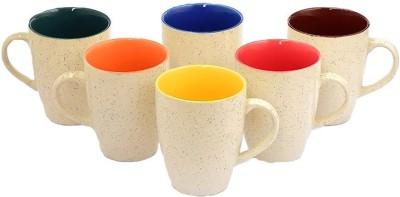 Henry Club Cone Ceramic Mug