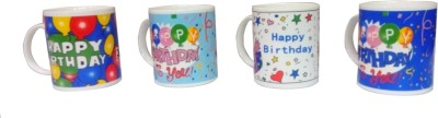 dayinternational Happy Birthday  Ceramic Mug