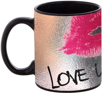 Shopmania Printed-BLK-1648 Ceramic Mug