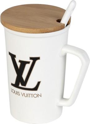 Cosmosgalaxy LV Ceramic, Wood Mug