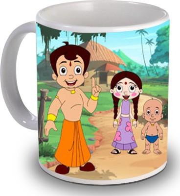 PSK chota bheem 11 Ceramic Mug