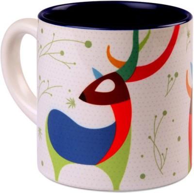 Studio Pandora Deer Tea Ceramic Mug