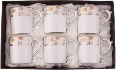 Hi Luxe 3022-291 Porcelain Mug