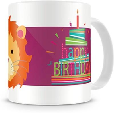 Print Haat Happy Birthday Kids Ceramic Mug