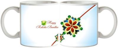 Artist Raksha Bandhan Rakhi MB-2113 Ceramic Mug