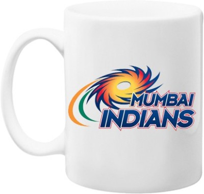 Gifts By Meeta Mumbai Indians Ceramic Mug