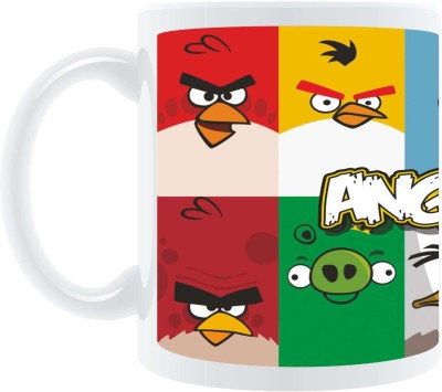 AB Posters Angry Bird (C) Ceramic Mug