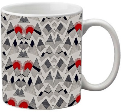 meSleep Zic zac MU-24-09 Ceramic Mug