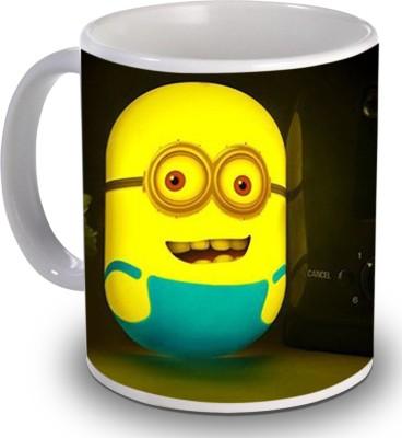 PSK Cute Minions 91 Ceramic Mug
