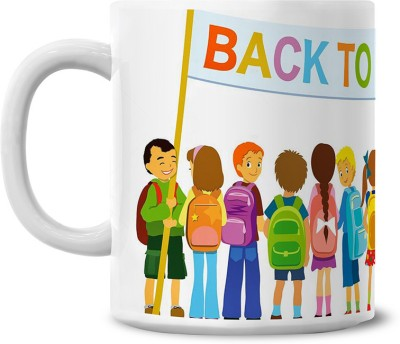 Lovely Collection Back to School Ceramic Mug