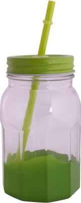 VNU Accent Coloured Drinking Jar Glass Mug