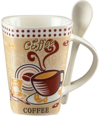 DHARMARAJ LINKS YY Porcelain Mug