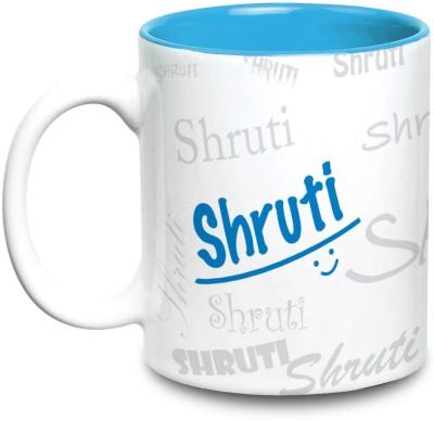 Hot Muggs Me Graffiti  - Shruti Ceramic Mug