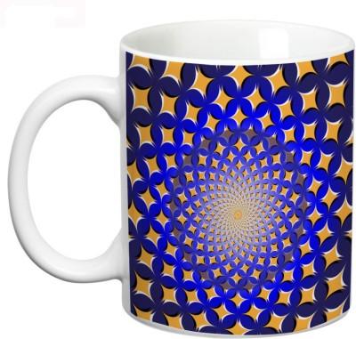 Prithish Pscychological Illusions Design 5 Ceramic Mug