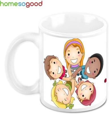 HomeSoGood Friend Forever Ceramic Mug
