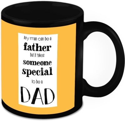 HomeSoGood It Need Something Special To Be Dad Ceramic Mug