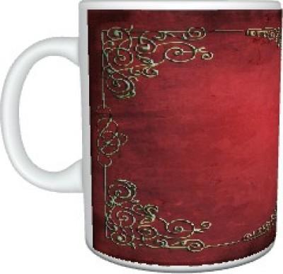 Creatives Border Ceramic Mug