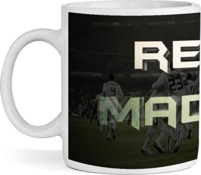 BSEnterprise Real Madrid Ceramic Mug