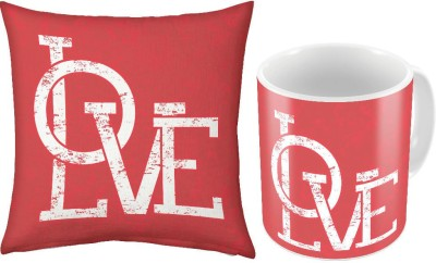 Home India Print Coffee  n Filled Cushion Pair 262 Ceramic Mug