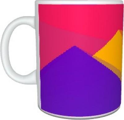 Creatives Multilayers Ceramic Mug
