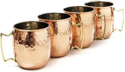 AsiaCraft MOSCOWMUG-004-4 Copper Mug