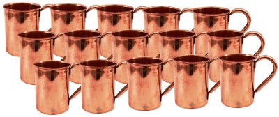 Indian Art Villa Set Of Moscow Mule  Cup Restaurant Home Garden Bar Hotel Ware Copper Mug