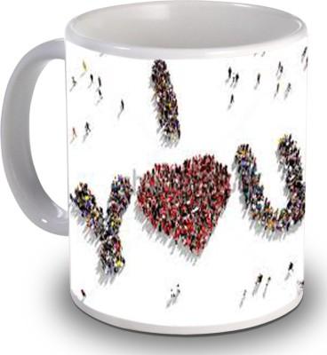 PSK I LOVE YOU 26 Ceramic Mug
