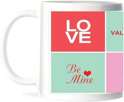 Refeel Gifts Happy Valentines Day(AS-135) Ceramic Mug