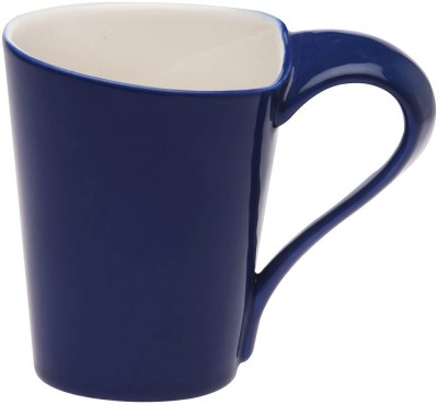 IVY by Home Stop Vileroy  Navy Blue Bone China Mug