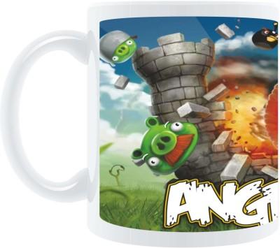AB Posters Angry Bird (B) Ceramic Mug