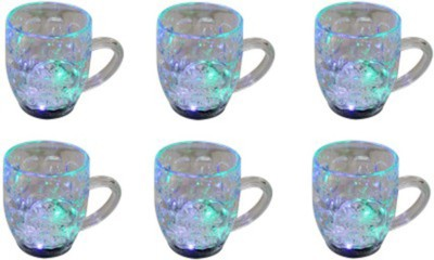 Stealodeal Stylish Led Color Changing Plastic Mug